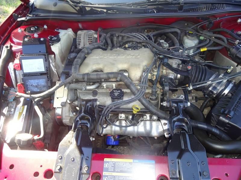 2005 Chevrolet Monte Carlo LS 2dr Coupe - Winston Salem NC