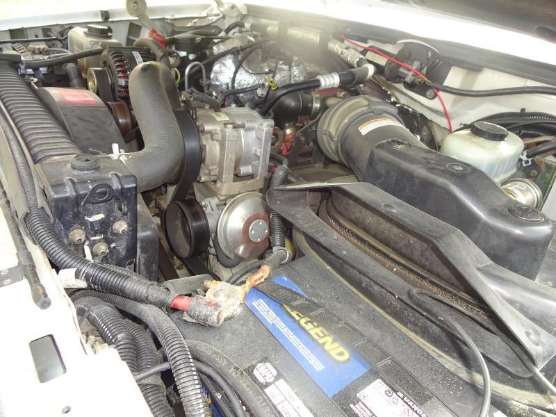1997 Ford F SUPER DUTY - Winston Salem NC