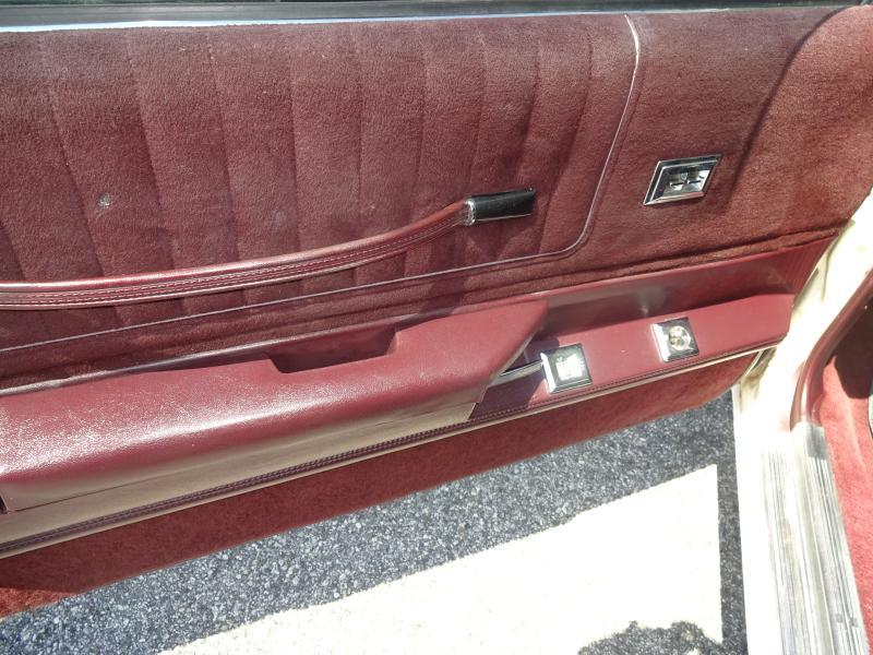 1986 Chevrolet Monte Carlo SS 2dr Coupe - Winston Salem NC