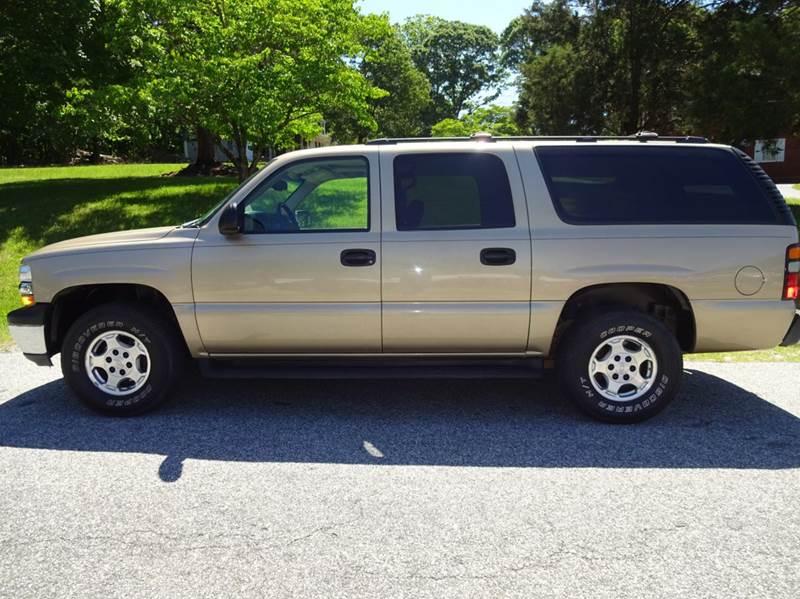 2006 Chevrolet Suburban LS 1500 4dr SUV 4WD w/1WT - Winston Salem NC
