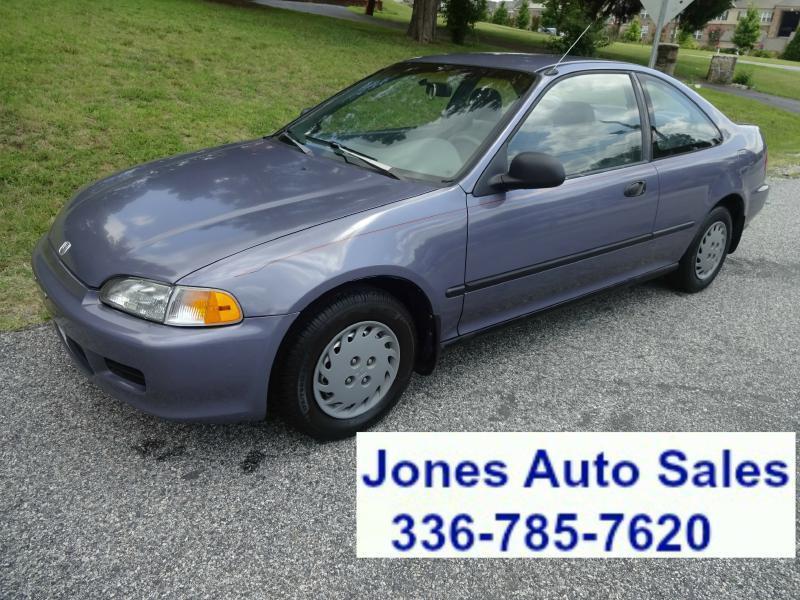 1995 Honda Civic DX 2dr Coupe - Winston Salem NC