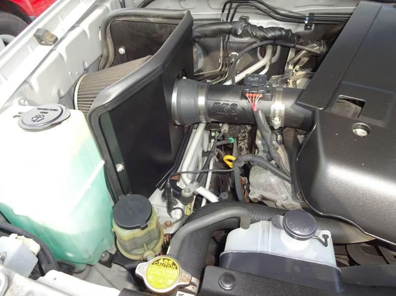 2008 Toyota Tacoma 4x4 V6 4dr Access Cab 6.1 ft. SB 5A - Winston Salem NC