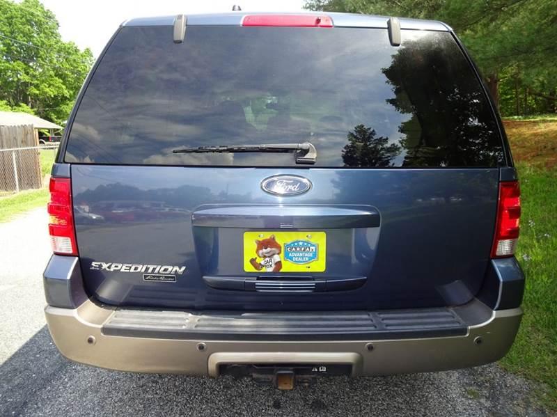2003 Ford Expedition Eddie Bauer 4WD 4dr SUV - Winston Salem NC