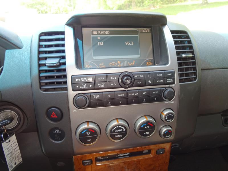 2006 Nissan Pathfinder LE 4dr SUV 4WD - Winston Salem NC