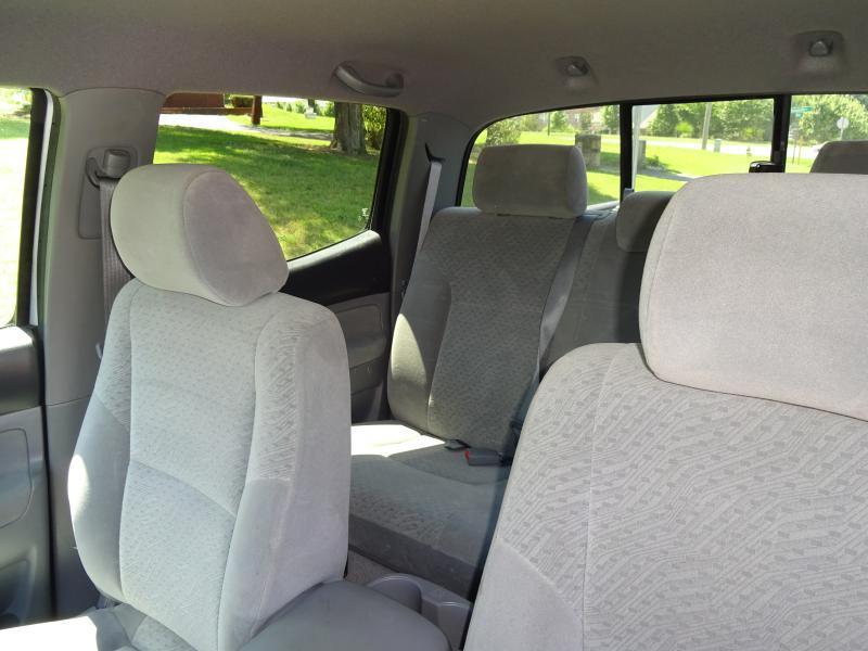 2008 Toyota Tacoma 4x4 V6 4dr Double Cab 5.0 ft. SB 5A - Winston Salem NC