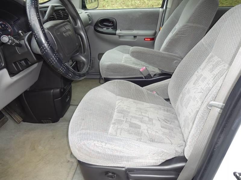 2001 Pontiac Montana 7-Seat Convenience 4dr Extended Mini-Van - Winston Salem NC