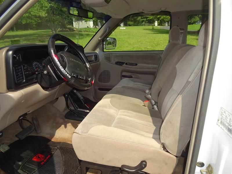 1996 Dodge Ram Pickup 1500 2dr Laramie SLT 4WD Extended Cab SB - Winston Salem NC