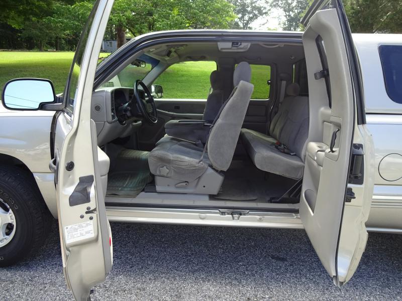 2000 Chevrolet Silverado 1500 EXTRA CAB Z-71 - Winston Salem NC