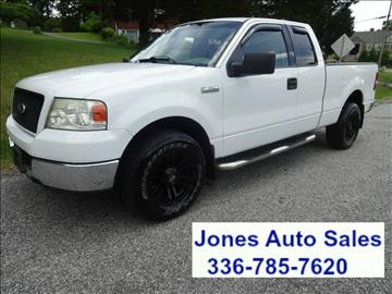 2004 Ford F-150 for sale in Winston Salem, NC