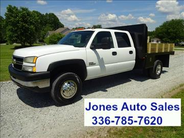 2006 Chevrolet Silverado 3500 for sale in Winston Salem, NC