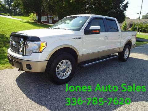 2012 Ford F-150 for sale in Winston Salem, NC