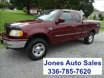 1998 Ford F-150 for sale in Winston Salem, NC