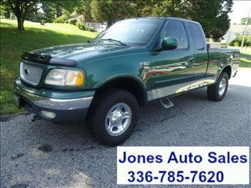 1999 Ford F-150 for sale in Winston Salem, NC