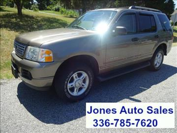 2006 Ford Explorer for sale in Winston Salem, NC