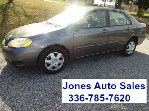 2006 Toyota Corolla for sale in Winston Salem, NC