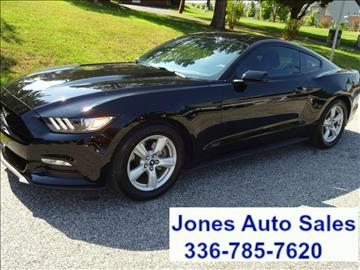 2016 Ford Mustang for sale in Winston Salem, NC