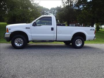 2001 Ford F-250 Super Duty for sale in Winston Salem, NC
