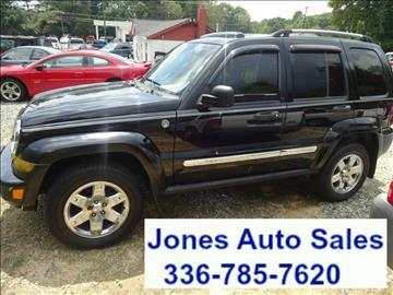 2005 Jeep Liberty for sale in Winston Salem, NC