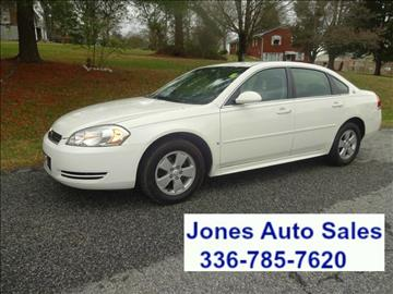 2009 Chevrolet Impala for sale in Winston Salem, NC