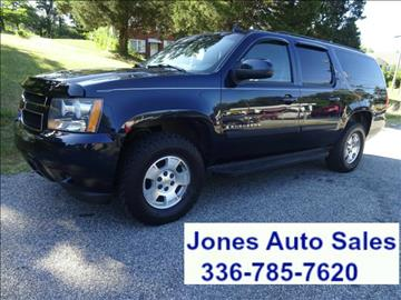 2007 Chevrolet Suburban for sale in Winston Salem, NC