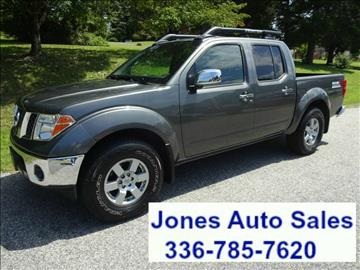 2006 Nissan Frontier for sale in Winston Salem, NC
