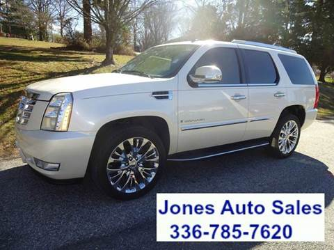 2008 Cadillac Escalade for sale in Winston Salem, NC