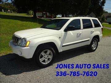 2007 Jeep Grand Cherokee for sale in Winston Salem, NC