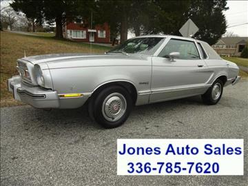 1976 Ford Mustang for sale in Winston Salem, NC