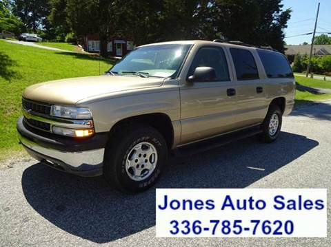 2006 Chevrolet Suburban for sale in Winston Salem, NC