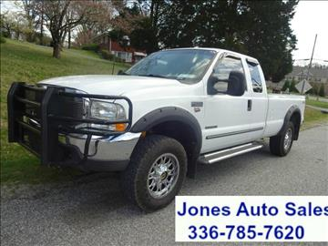 1999 Ford F-250 Super Duty for sale in Winston Salem, NC