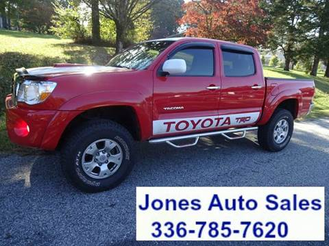 2006 Toyota Tacoma for sale in Winston Salem, NC