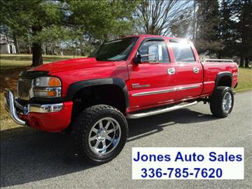 2006 GMC Sierra 2500HD for sale in Winston Salem, NC