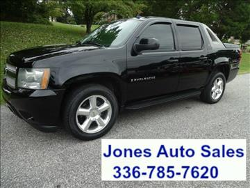 2009 Chevrolet Avalanche for sale in Winston Salem, NC
