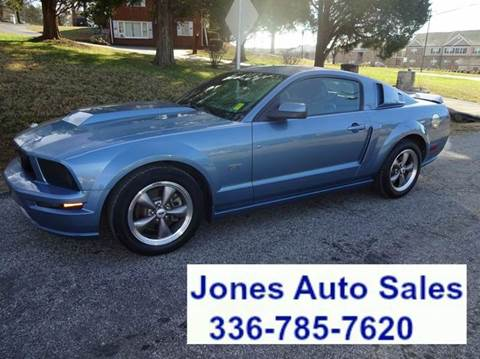 2006 Ford Mustang for sale in Winston Salem, NC