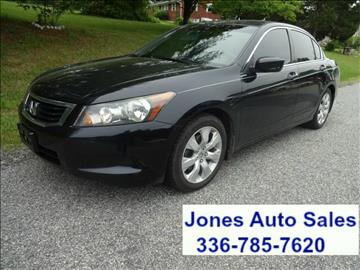 2008 Honda Accord for sale in Winston Salem, NC