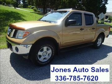 2005 Nissan Frontier for sale in Winston Salem, NC
