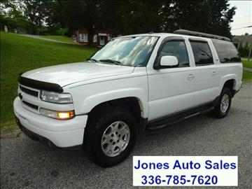 2005 Chevrolet Suburban for sale in Winston Salem, NC