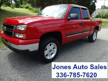 2007 Chevrolet Silverado 1500 Classic for sale in Winston Salem, NC