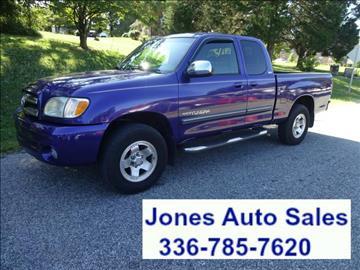 2003 Toyota Tundra for sale in Winston Salem, NC