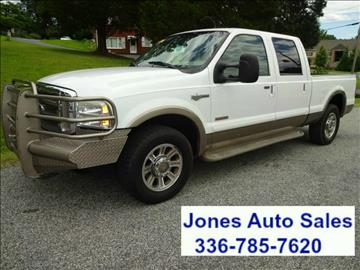 2006 Ford F-250 Super Duty for sale in Winston Salem, NC