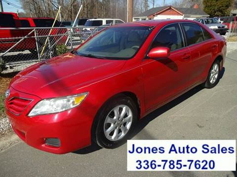 2010 Toyota Camry for sale in Winston Salem, NC