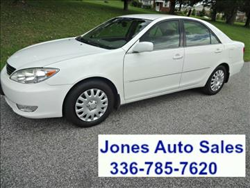 2005 Toyota Camry for sale in Winston Salem, NC