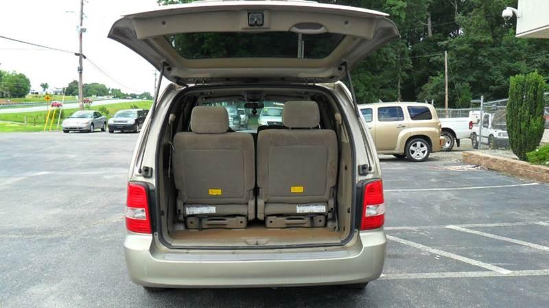 2003 Kia Sedona LX 4dr Mini-Van - Madison NC