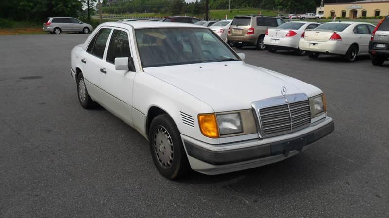 1992 Mercedes-Benz 300-Class 300D 4dr Turbodiesel Sedan - Madison NC