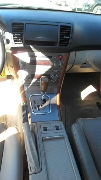 2005 Subaru Outback 3.0 R L.L.Bean Edition AWD 4dWagon - Madison NC