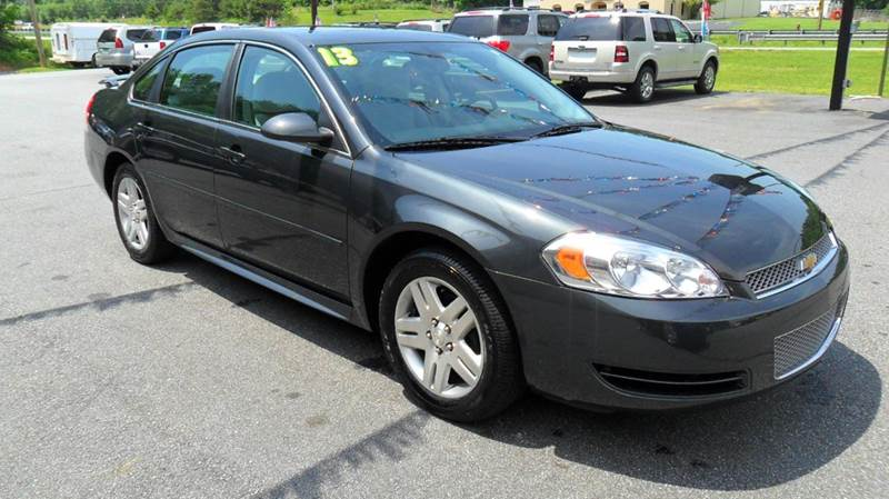 2013 Chevrolet Impala LT Fleet 4dr Sedan - Madison NC