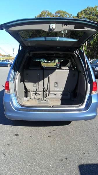 2009 Honda Odyssey EX-L w/DVD 4dr Mini Van w/DVD - Madison NC