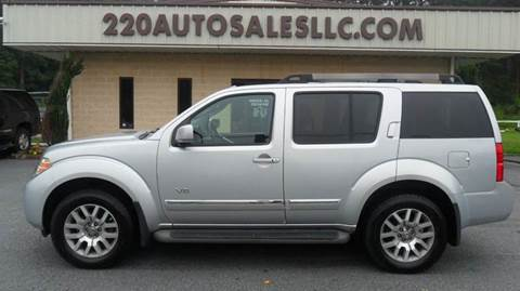 2008 Nissan Pathfinder for sale in Madison, NC