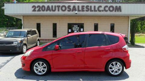 2009 Honda Fit for sale in Madison, NC