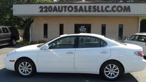 2002 Lexus ES 300 for sale in Madison, NC
